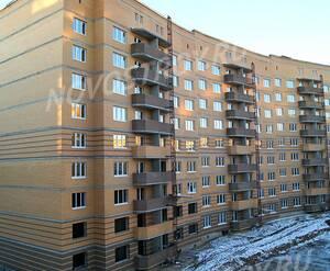 ЖК «Новоснегирёвский»: ход строительства корпуса №17 из группы застройщика