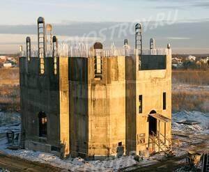 ЖК «Новоснегирёвский»: ход строительства храма из группы застройщика