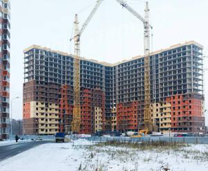 ЖК «Столичный»: ход строительства корпуса №5 из группы застройщика