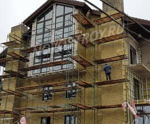 Малоэтажный ЖК «Сказка»: ход строительства корпуса №48