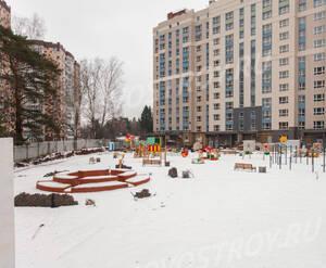 ЖК «Мелодия леса»: ход строительства корпуса №8,4