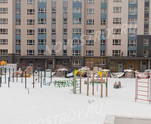 ЖК «Мелодия леса»: ход строительства корпуса №8,5