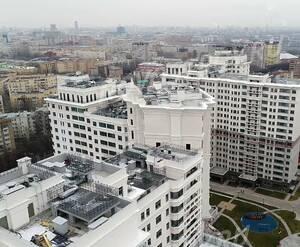 ЖК «Донской Олимп»: скриншот с видеообзора