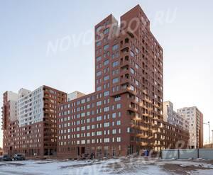 ЖК «Новокрасково»: ход строительства корпуса №3 из группы застройщика