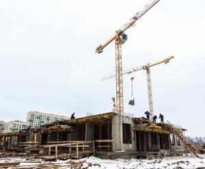 ЖК «Новое Медведково»: ход строительства корпуса №18,22А