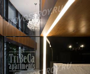 МФК «TriBeCa Apartments»: построенный и сданный комплекс