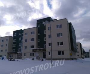 Малоэтажный ЖК «Болтино»: ход строительства корпуса №5