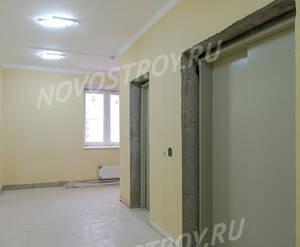ЖК «Внуково 2017»: ход строительства корпуса №19 из группы застройщика