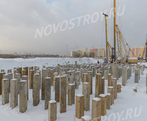 ЖК «Люберцы 2017»: ход строительства корпуса №49 из группы застройщика