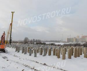ЖК «Люберцы 2017»: ход строительства корпуса №50 из группы застройщика