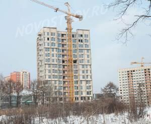 ЖК «Скандинавия»: ход строительства дома №1