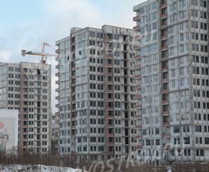 ЖК «Скандинавия»: ход строительства дома №2