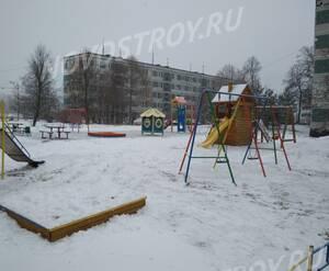 ЖК «Новое Сватково»: детская площадка