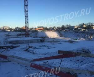ЖК UP-квартал «Скандинавский»: ход строительства корпуса №2