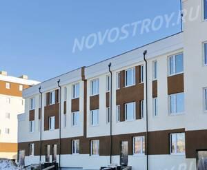 Малоэтажный ЖК «Малина»: ход строительства корпуса №4.2