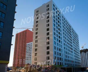 ЖК «Саларьево Парк»: ход строительства корпуса №5