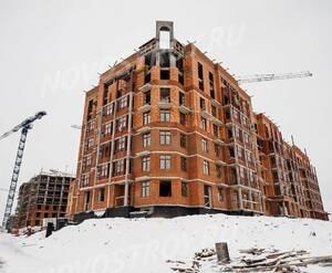 ЖК «Город-событие «Лайково»: ход строительства дома №17