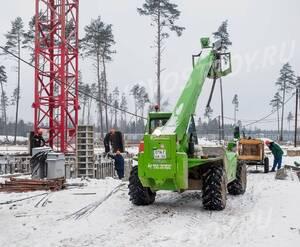 ЖК «Лесобережный»: ход строительства дома №18
