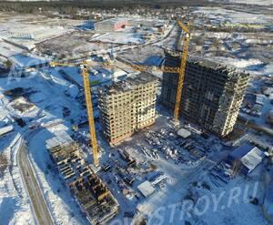 ЖК «Химки 2019»: ход строительства