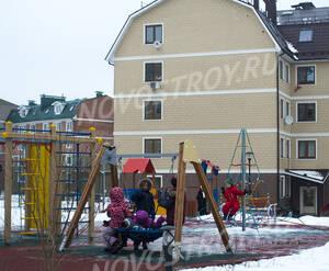 ЖК «Мечта»: детская площадка