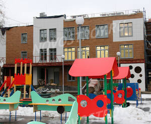 ЖК «Влюберцы»: детская площадка
