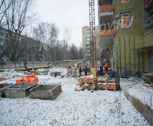 ЖК «Дом в Мнёвниках»: ход строительства