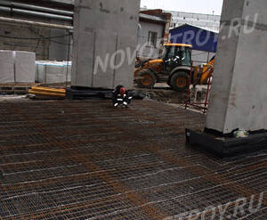 ЖК «Байконур»: ход строительства