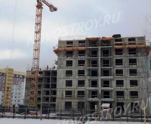 ЖК «Отрадный»: ход строительства