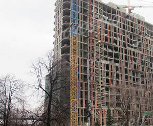 МФК «Ленинский 38»: ход строительства