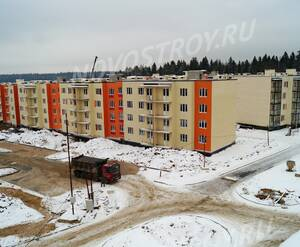 Малоэтажный ЖК «Шолохово»: ход строительства