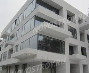 ЖК «LEVEL Barvikha Residence»: ход строительства