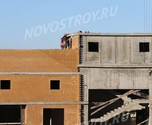 ЖК «Татьянин парк»: ход строительства корпуса №17
