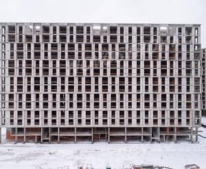 ЖК «ЗИЛАРТ»: ход строительства дома №2