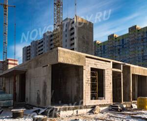 ЖК «Новые Ватутинки» (мкр-н. Центральный): ход строительства корпуса №4.1