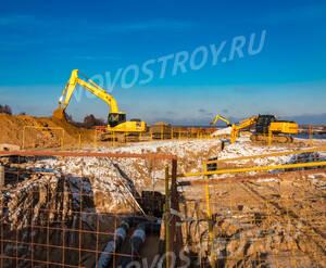 ЖК «Новые Ватутинки» (мкр-н. Центральный): ход строительства корпуса №4.3