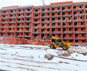 ЖК «Томилино»: ход строительства дома №5