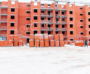 ЖК «Томилино»: ход строительства дома №7
