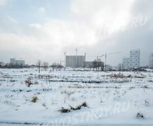 ЖК «Green Park»: ход строительства 5 блока