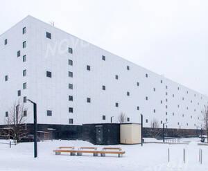ЖК «Варшавское Шоссе 141»: ход строительства паркинг