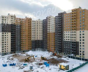 ЖК «Восточное Бутово»: ход строительства корпуса №36