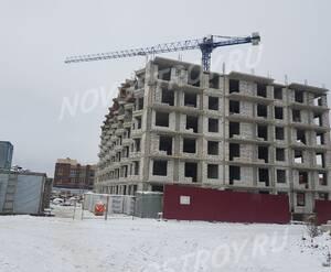 Малоэтажный ЖК «Андерсен»: ход строительства Дом у парка