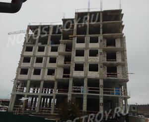 Малоэтажный ЖК «Андерсен»: ход строительства Дом Флагман