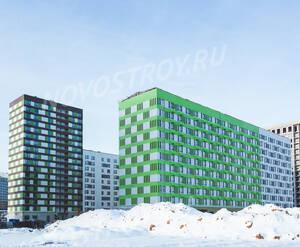 ЖК «Жемчужина Зеленограда»: ход строительства корпуса №9