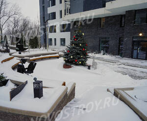 МФК «Букинист»: ход строительства
