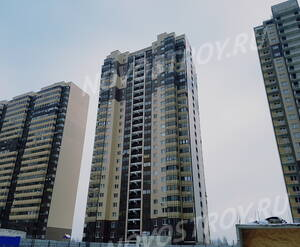 ЖК «Новокосино-2»: ход строительства корпуса №4