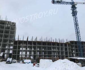ЖК «Лидер парк»: ход строительства