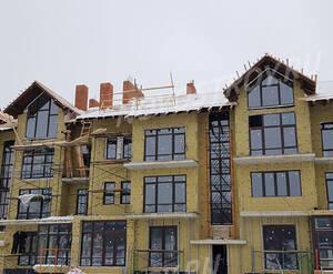 Малоэтажный ЖК «Сказка»: ход строительства корпуса №39