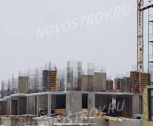 Малоэтажный ЖК «Сказка»: ход строительства корпуса №40