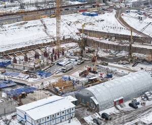 МФК «Сердце Столицы»: ход строительства