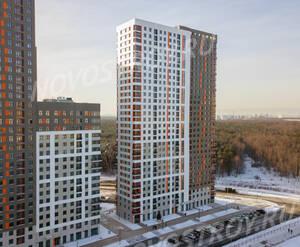 ЖК «Оранж Парк»: ход строительства корпуса №1